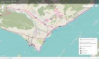 VerbaniaGiro d'Italia: mappa orari strada per strada
